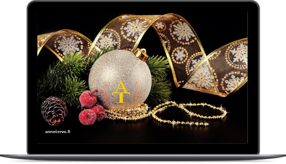 Ihanaa joulua!